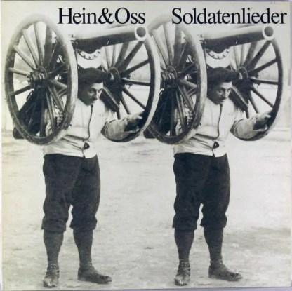 Hein & Oss* - Soldatenlieder (LP, Album, RE)