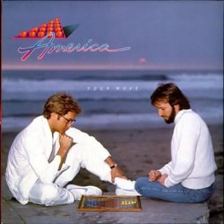 America (2) - Your Move (LP, Album)