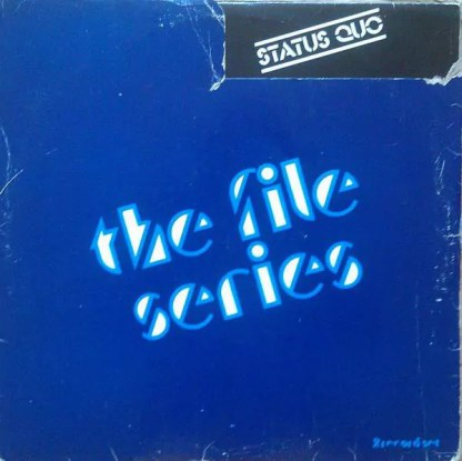 Status Quo - The File Series (2xLP, Comp)