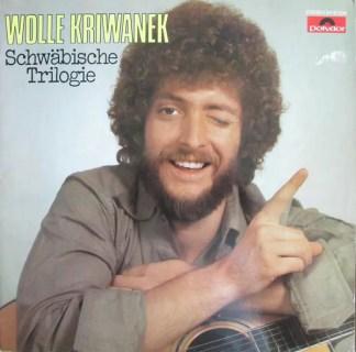 Konstantin Wecker - Stilles Glück, Trautes Heim (LP)