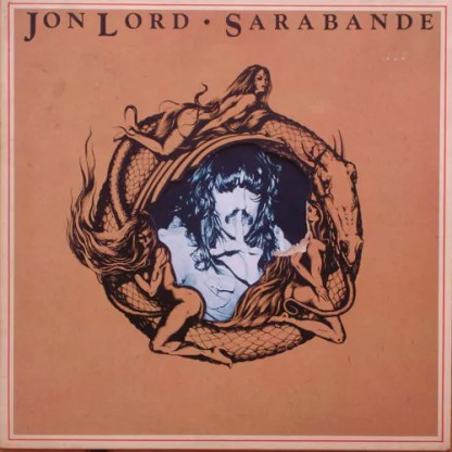 Jon Lord - Sarabande (LP, Album)