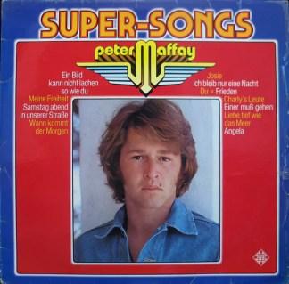 Peter Maffay - Super-Songs (LP, Comp)