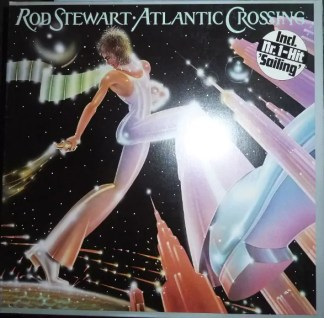 Rod Stewart - Atlantic Crossing (LP, Album, RE)
