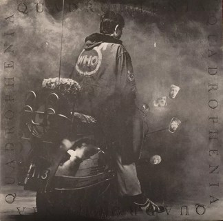 The Who - Quadrophenia (2xLP, Album)