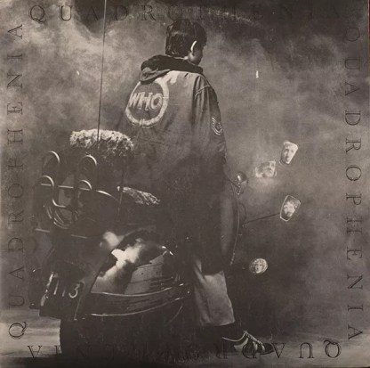 The Who - Quadrophenia (2xLP, Album)