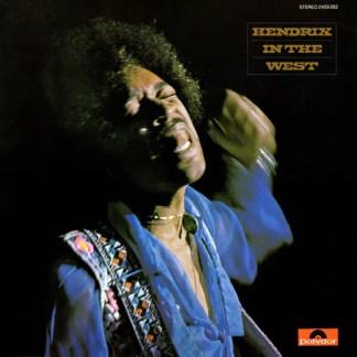 Jimi Hendrix - Hendrix In The West (LP, Album, RE)