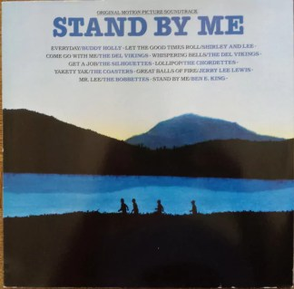 Various - Stand By Me (Original Motion Picture Soundtrack) (LP, Album, Comp)