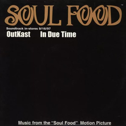 """OutKast With Cee-Lo - In Due Time (12"""", Promo)"""