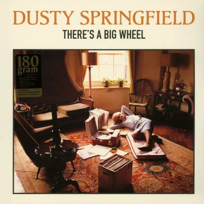 Dusty Springfield - There's A Big Wheel (LP, Comp, Ltd, 180)