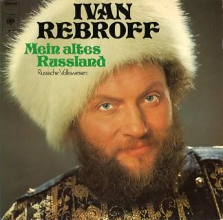 Ivan Rebroff - Mein Altes Russland (LP, Album)