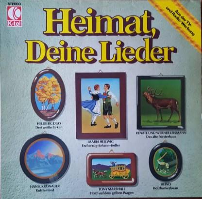 Various - Heimat, Deine Lieder (LP, Comp)