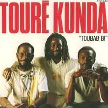 Touré Kunda - Toubab Bi (LP, Album)