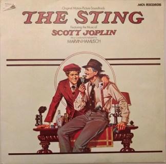 Marvin Hamlisch - The Sting (LP, Album)
