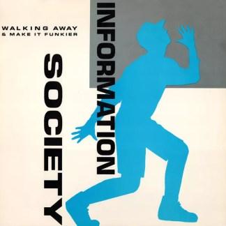 "Information Society - Walking Away (12"", Single)"