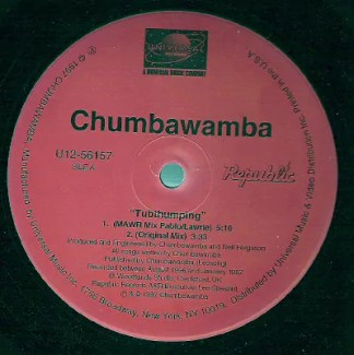 "Chumbawamba - Tubthumping (12"")"