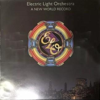 Electric Light Orchestra - A new world record (LP, Album)