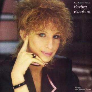 "Barbra Streisand - Emotion (12"", Single)"