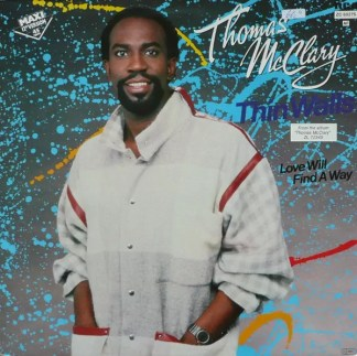 "Thomas McClary - Thin Walls / Love Will Find A Way (12"", Maxi)"