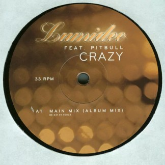 "Lumidee Feat. Pitbull - Crazy (12"")"