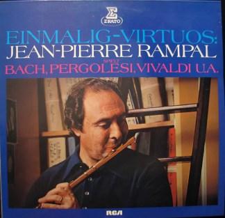 Antonio Vivaldi - Konzerte (LP, Comp)
