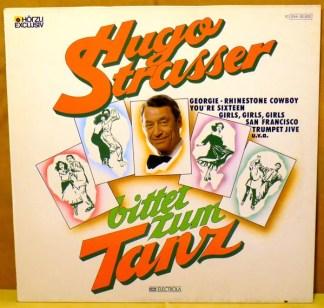 Hugo Strasser Und Sein Tanzorchester - Hugo Strasser Bittet Zum Tanz (LP, Album)