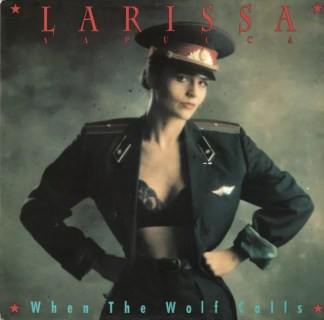 """Larissa Aapucca - When The Wolf Calls (12"""")"""
