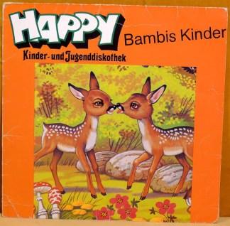 Felix Salten - Bambis Kinder (LP, Club)