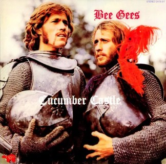 Bee Gees - Cucumber Castle (LP, Album, RE)