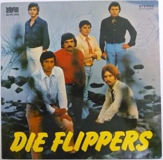 Die Flippers - Die Flippers (LP)