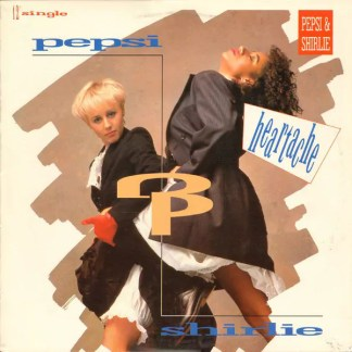 "Pepsi & Shirlie - Heartache (12"", Single, Promo)"
