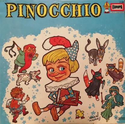 Carlo Collodi - Pinocchio (LP)
