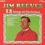 Jim Reeves - 12 Songs Of Christmas (LP, Album, RE)