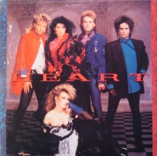 Heart - Heart (LP, Album)