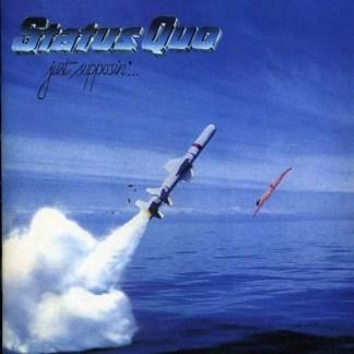 Status Quo - Just Supposin'... (LP, Album)
