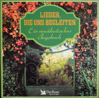 Various - Lieder, Die Uns Begleiten (8xLP, Comp + Box)