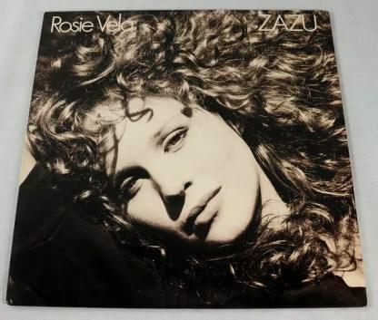 Rosie Vela - Zazu (LP, Album)