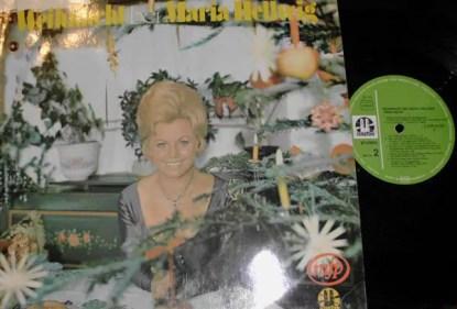 Various - Weihnacht Bei Maria Hellwig (LP)