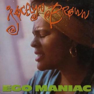 """Jocelyn Brown - Ego Maniac (12"""", Maxi)"""