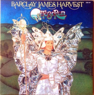 Barclay James Harvest - Octoberon (LP, Album, Gat)