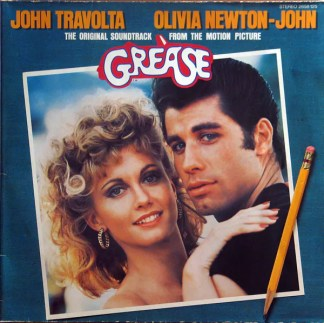 Various - Grease (The Original Soundtrack From The Motion Picture) (2xLP, Album, Gat)
