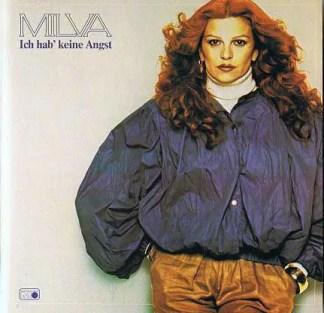Milva - Ich Hab' Keine Angst (LP, Album, Club, RE)