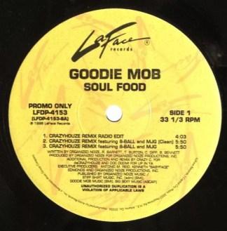 """Goodie Mob - Soul Food (12"""", Promo)"""