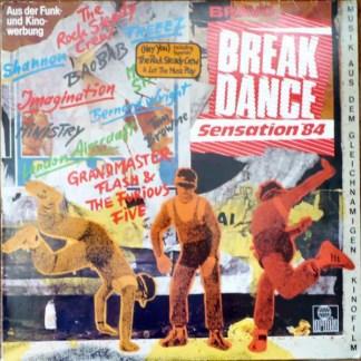 Various - Bravo Break Dance Sensation '84 (LP, Mixed)