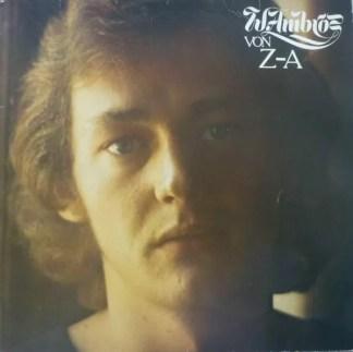 W. Ambros* - Von Z-A (LP, Comp, RE)