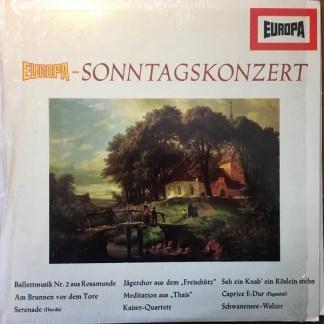 Wolfgang Amadeus Mozart - Krönungsmesse ● Missa Brevis ● Ave Verum (LP, Club)