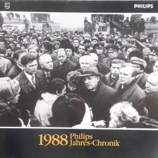 Various - Philips Jahres-Chronik 1988 (LP, Comp, Promo)