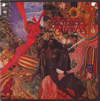 Santana - Abraxas (LP, Album, RE, Gat)