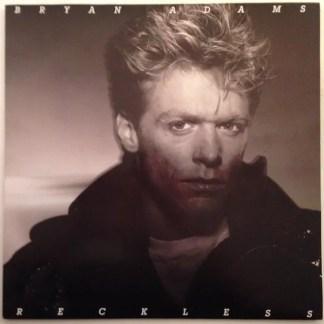 Bryan Adams - Reckless (LP, Album, RE)