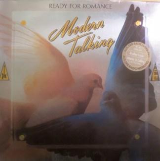 Modern Talking - Ready For Romance  (LP, Album)