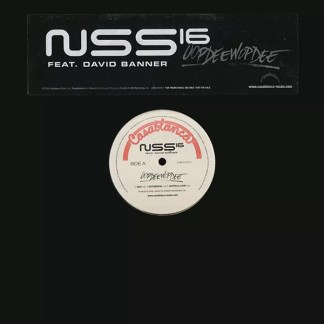 """NSS16 Feat. David Banner - Oopdeewopdee (12"""", Single, Promo)"""